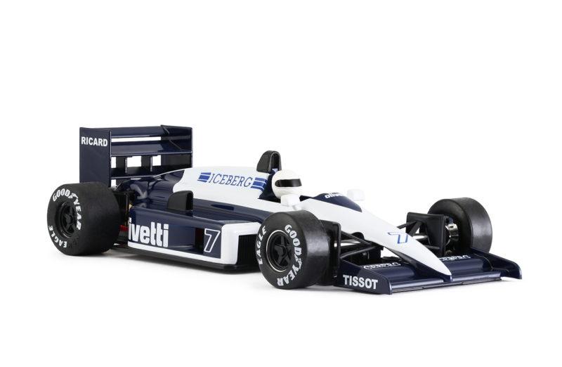 NSR - F1 86-89 Brabham Olivetti 85 #07 ref-0165