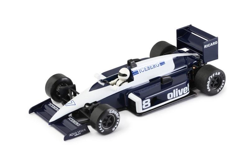NSR - F1 86-89 Brabham Olivetti 85 #08 ref-0132