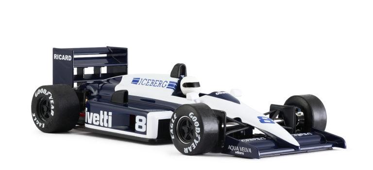 """NSR Slot: les F1 86/89 """"Olivetti"""" arrivent"""