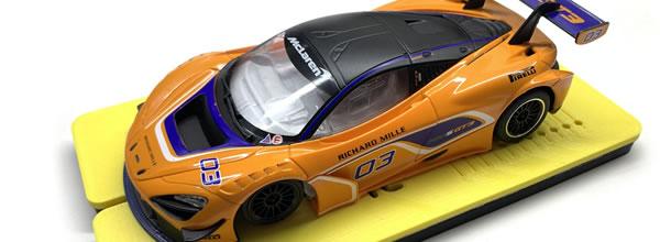 PRS Un châssis Ergal 3DP pour la McLaren 720S GT3 Carrera