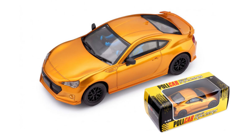 Policar CT01t Subaru BRZ - Orange