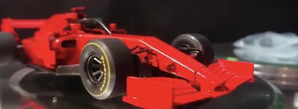 Policar: La F1 Generic Modern pointe son nez