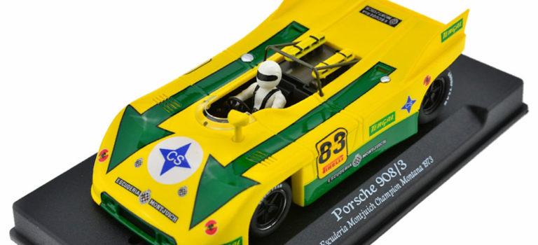 NSR Slot: les photos de la Porsche 908/3 Scuderia Montjuich