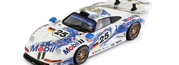 Revoslot: La Porsche 911 GT1/96 pour le slot approche
