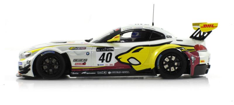 SC-6074 BMW Z4 Gt3 Silverstone 2011 # 40