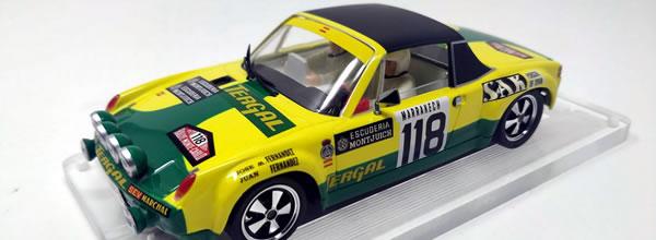 SRC: les photos de la Porsche 914/6 GT Rallye Monte-Carlo 1971