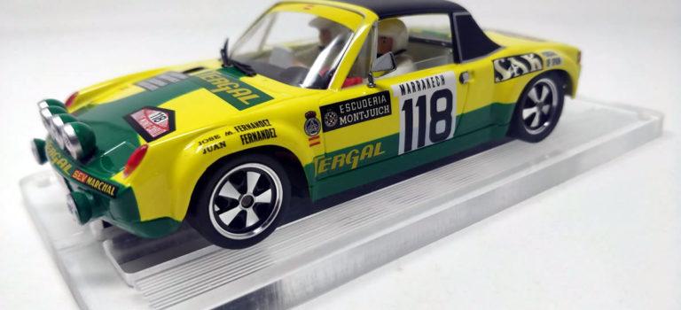 SRC: les photos de la Porsche 914/6 GT Rallye Monte-Carlo 1971.
