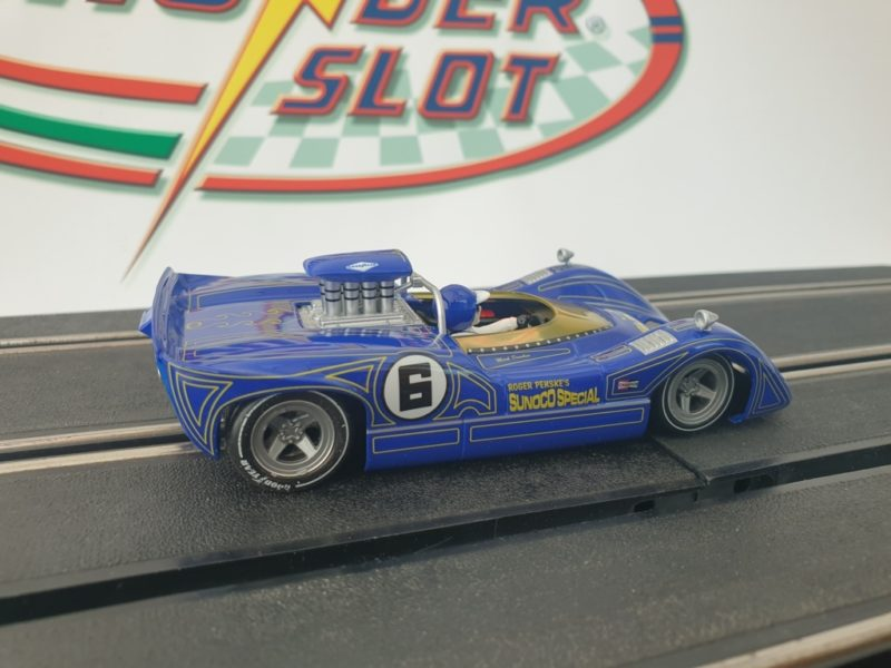 Thunder Slot -  McLaren M6A Can-Am Sunoco - Ref  TH-CA00303