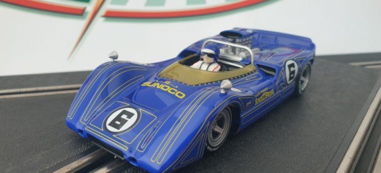 Thunder Slot : la McLaren M6A Can-Am Sunoco – Mark Donohue #6 Bridgehampton 1968