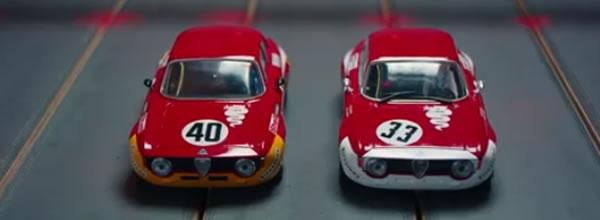 BRM: L'Alfa GTA 1970 en vidéo