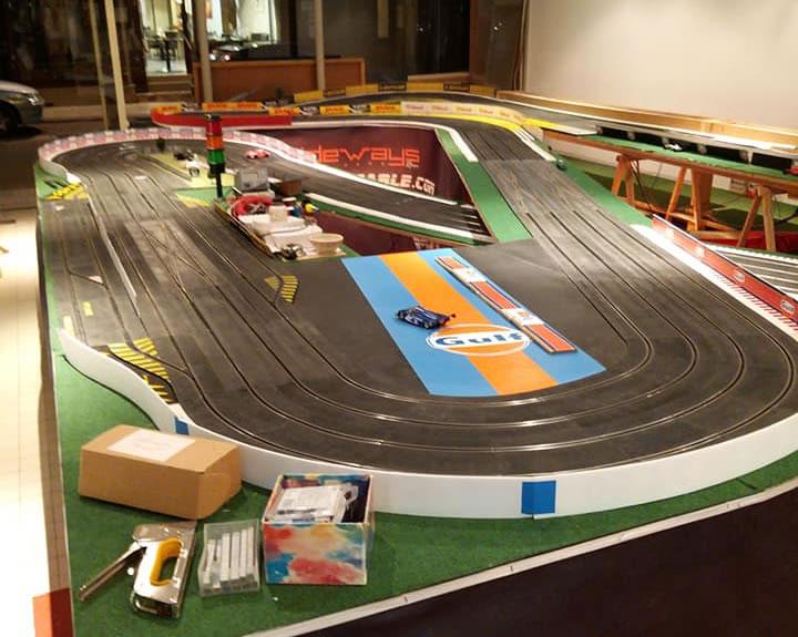 BSR21 Un nouveau local, Un nouveau circuit et la Minuit-Midi