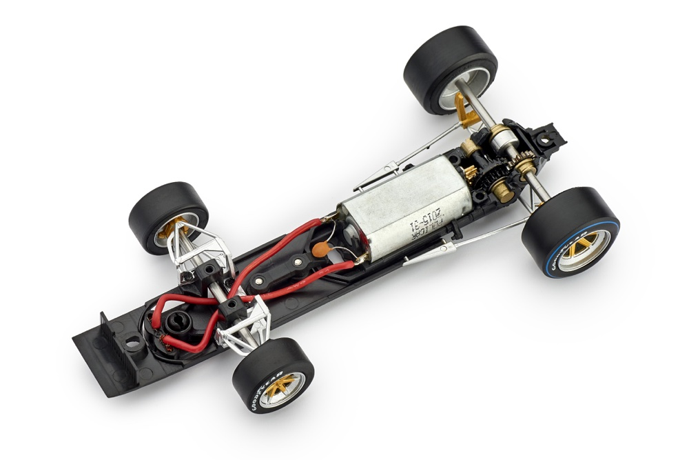 Chassis Classic F1 Policar