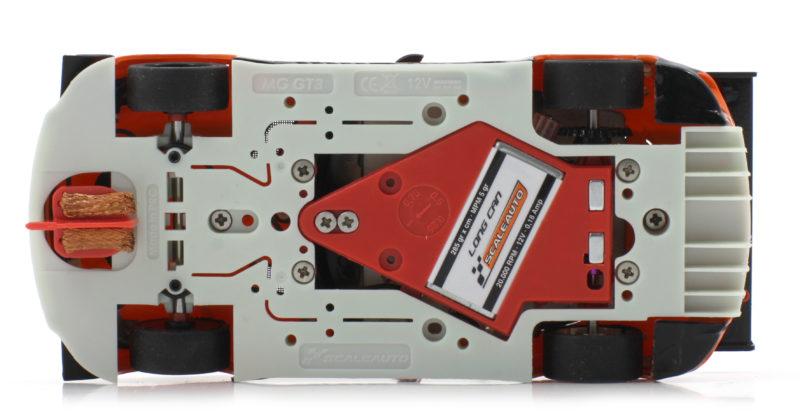 Configuration des MB-A GT3 version R-series