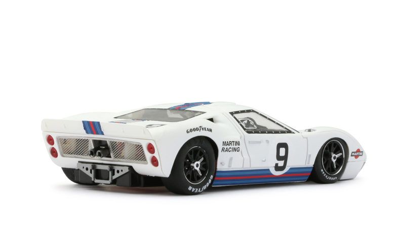 FD 40 I MARTINI RACING WHITE #9 LIMITED EDITION SHARK  21.5K  EVO-1