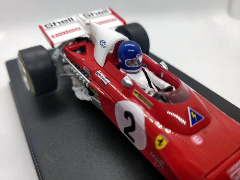 Ferrari 312 B2 #2 – 1st Zandvoort 1971 – Jacky Ickx (CAR05a)