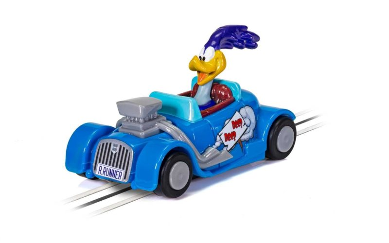 LOONEY TUNES ROAD RUNNER CAR