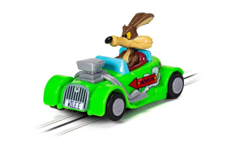 LOONEY TUNES WILE E. COYOTE CAR
