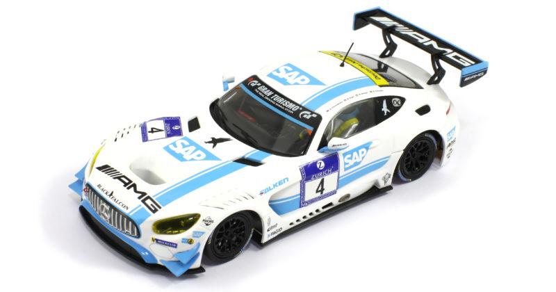 MB-A GT3 24H. Nurburgring 2016 #4 Winner - SC-6219