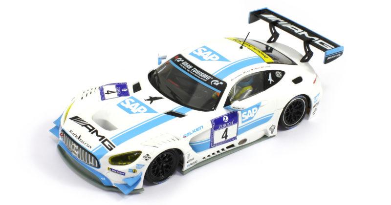 MB-A GT3 24H. Nurburgring 2016 #4 Winner - SC-6219R