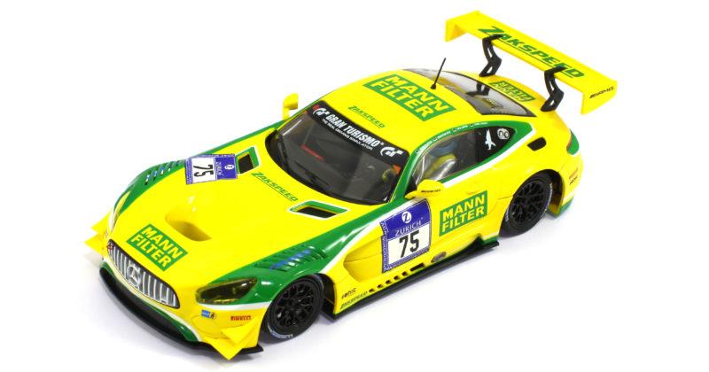 MB-A GT3 24H. Nurburgring 2016 #75 Mann Filter- SC-6229