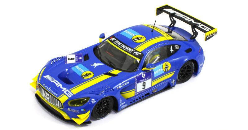 MB-A GT3 24H. Nurburgring 2016 #9 Bilstein - SC-6222