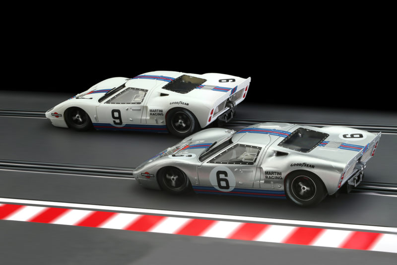 NSR Slot: Deux GT40 Martini Racing en juillet