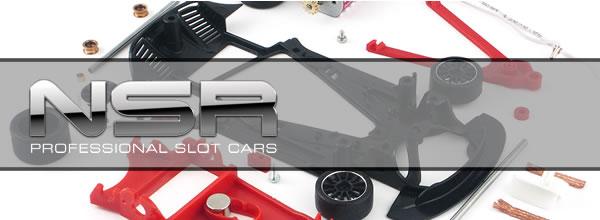 NSR Slot: Des nouvelles pièces pour slot cars