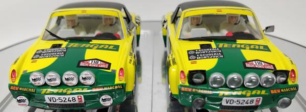 SRC: Les photos des deux versions de la Porsche 914/6 GT Monte-Carlo 71