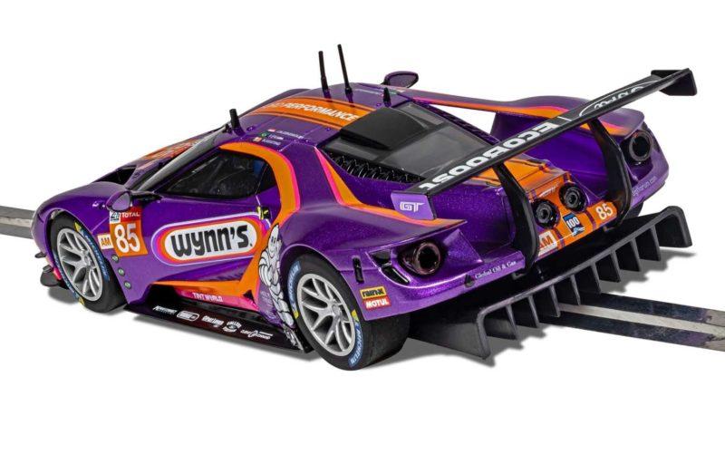 Scalextric La Ford GT GTE Wynn's #85 Le Mans 2019