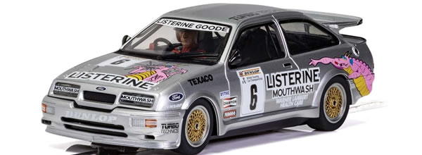 Scalextric  la Ford Sierra RS500 - Graham Goode Racing - C4146