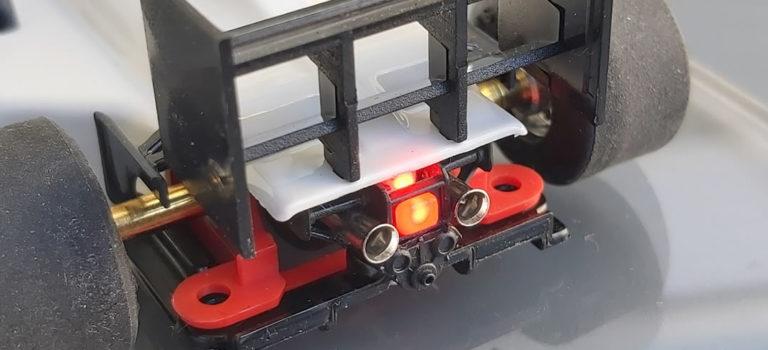 Zmachine: Un kit lumière pour les F1 NSR 86/89