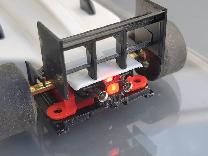 Zmachine kit lumière F1 NSR - ZM162F1N32