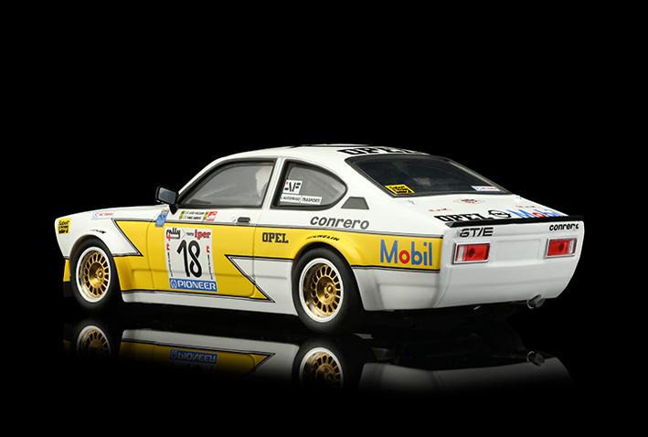 BRM109 - Opel Kadett GTE # 18
