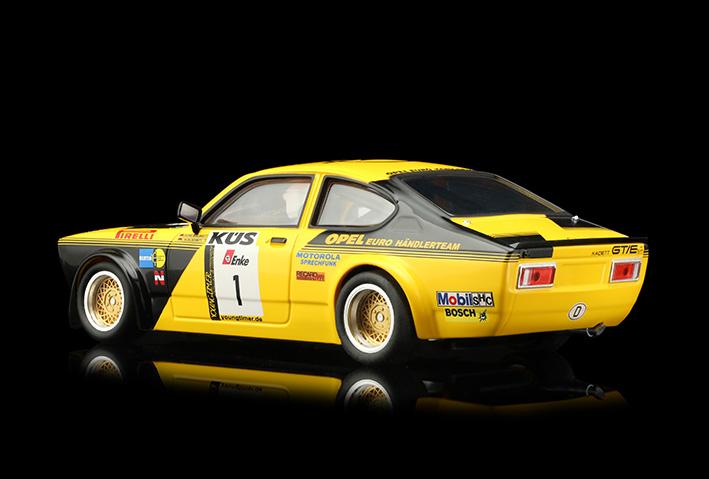 BRM110 - Opel Kadett GTE # 1