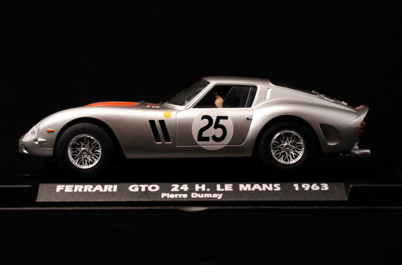FERRARI GTO 24H LE MANS 1963. PIERRE DUMAY Ref A2019
