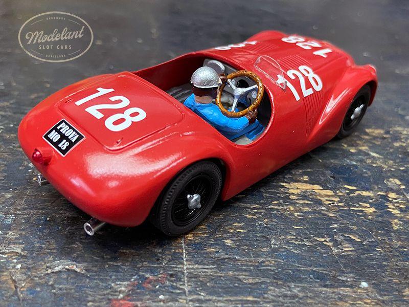 Ferrari 125 S - Première course officielle