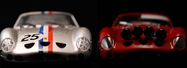 Fly Slot Model: les 2 Ferrari 250 GTO sont dévoilées