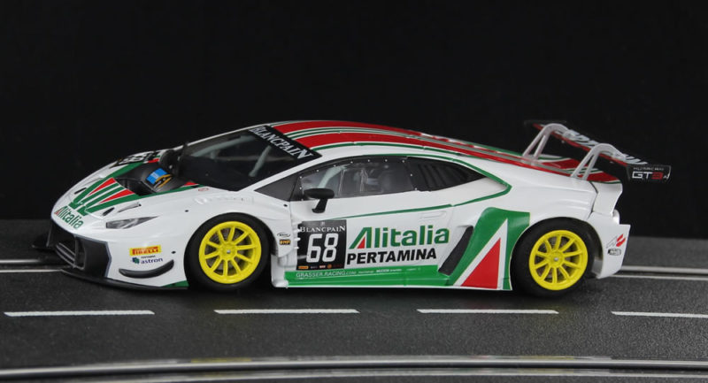 LB Huracan GT3 Alitalia #68 Spécial Edition - SWCAR01M