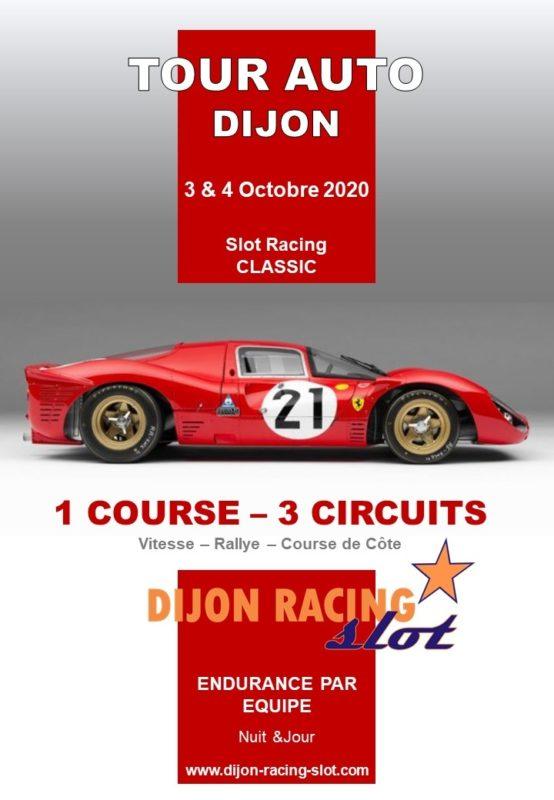 Le Tour Auto Slot Racing