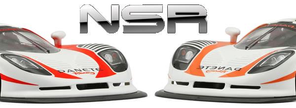 NSR Slot: Les deux Mosler MT900T Panete Racing