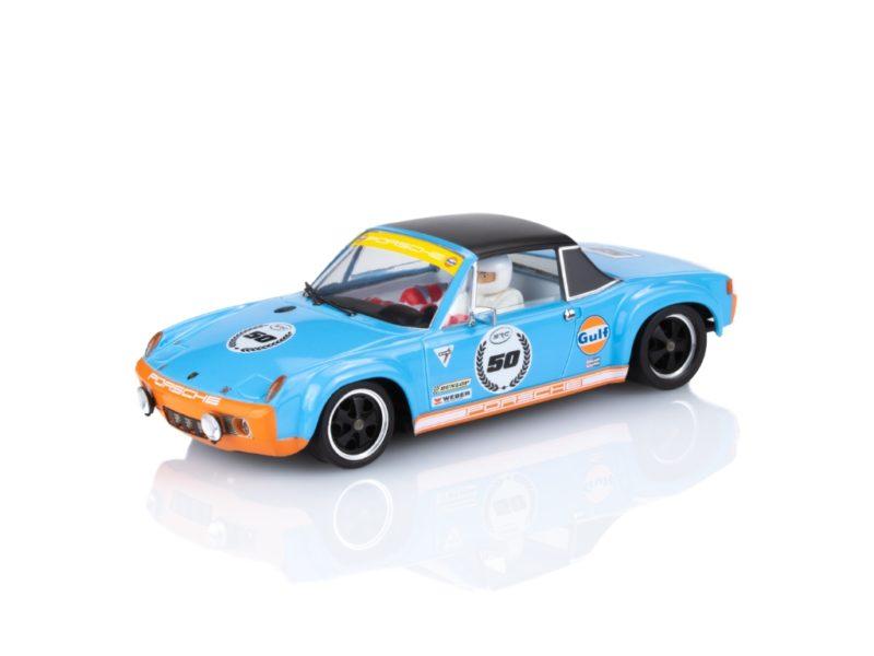 PORSCHE 914 GT Gulf 50 anniversaire 2 – version circuit 2 -52010-0