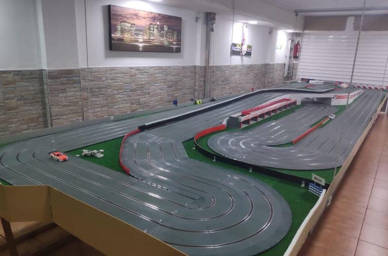 Piste Scaleauto Pro Track Daimuz Espagne