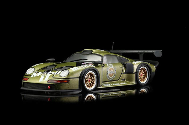 RS-0063- Porsche 911 GT1 Warsteiner Test Car 1996