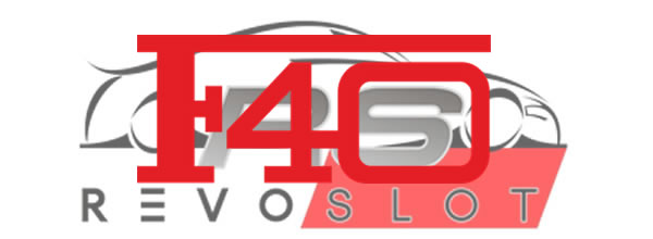 Revoslot: la date de sortie de la F40 pour le slot