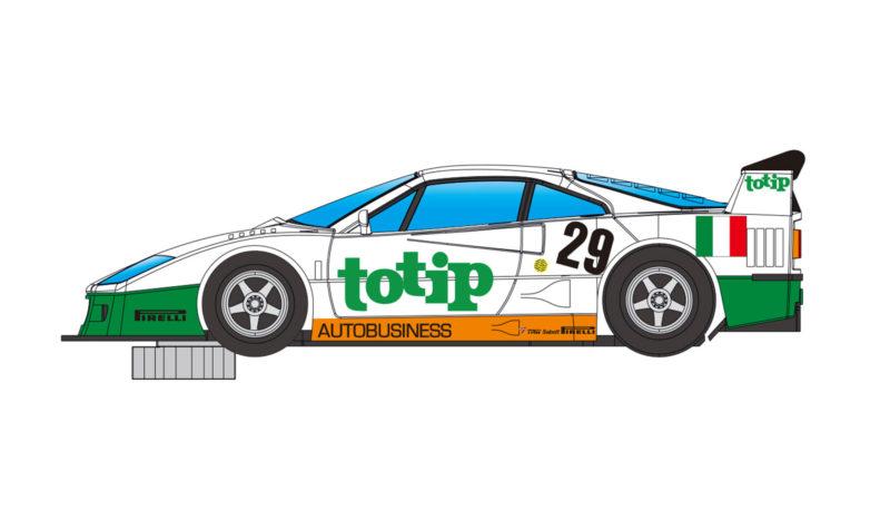 Revsolot – Ferrari F40 Totip – Le Mans 1994 #29 - RS0068