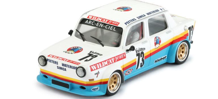 BRM: La Simca 1000 Wildcat Jeans – 24h de Spa 76