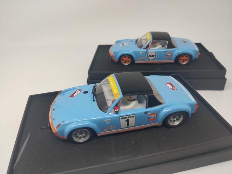 SRC La Porsche 9146 GT GULF RALLYSLOT - 52009
