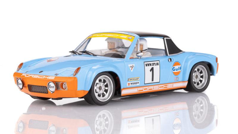 Porsche 914/6 Rallye #1 de SRC (52009)