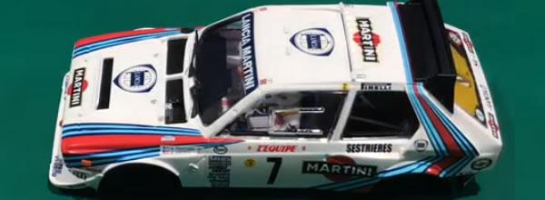 SRC: la Lancia Delta S4 en vidéo