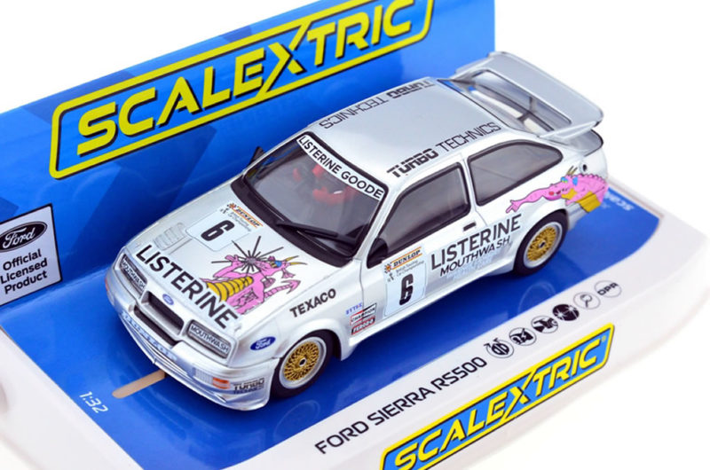 Scalextric Ford Sierra RS-500 BTCC - C4146